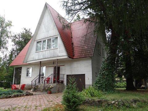 Жилой дом с участком дер. Мартемьяново, Апрелевка по Киевскому шоссе - Фото 1