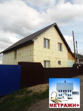 2-этажный коттедж в Камышлове, ул. Закамышловская - Фото 1