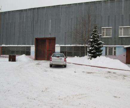 Производственное в Железнодорожном помещение 2600 м2 - Фото 4