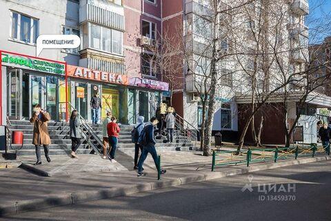 Помещение свободного назначения в Москва ул. Менжинского, 32к3 (90.8 . - Фото 2