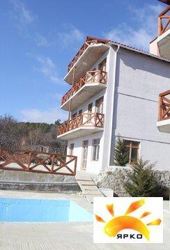 Дом с бассейном, в живописном районе с красивым видом на море и горы - Фото 4
