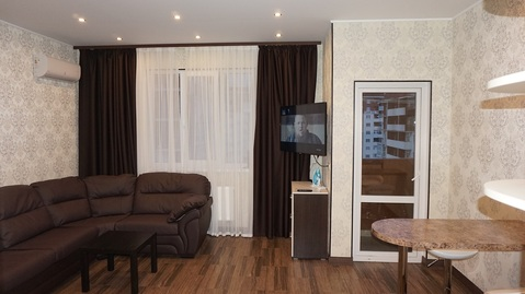 Современная квартира в центре Сочи - Фото 1