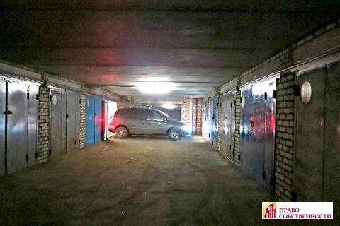 """Кирпичный гараж, ГСК """"Янтарь-2"""", г. Раменское - Фото 5"""