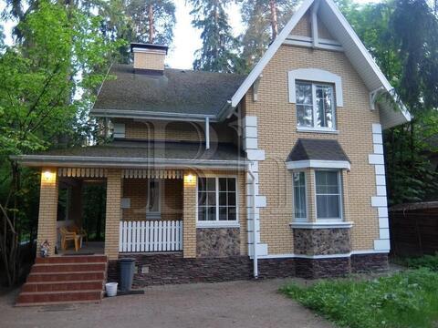 Двухэтажный коттедж 180 м2 14 км от МКАД по Ярославскому шоссе, в . - Фото 1