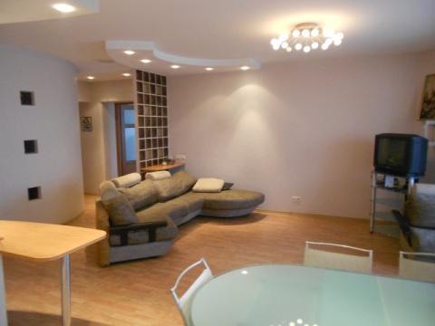 Сдается отличная четырехкомнатная квартира в элитном доме - Фото 4