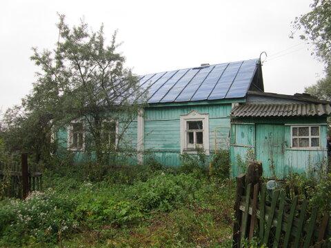 Продаю дом в г.Алексин д.Божениново - Фото 1