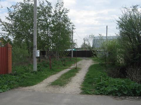 Продается участок 6 соток в деревне Юдино, Мытищинского района - Фото 2