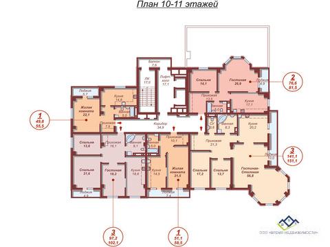 Продам однокомнатную квартиру Елькина 88 А, 58 кв.м. - Фото 2