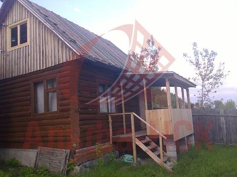 Дача с домом и баней в тихом уютном месте на обьгэсе - Фото 1
