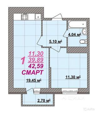 Продажа квартиры, Тверь, Ул. Крайняя - Фото 2