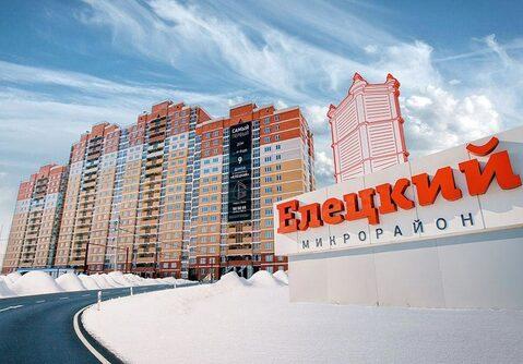 Продажа квартиры, Липецк, Ул. Хренникова - Фото 1