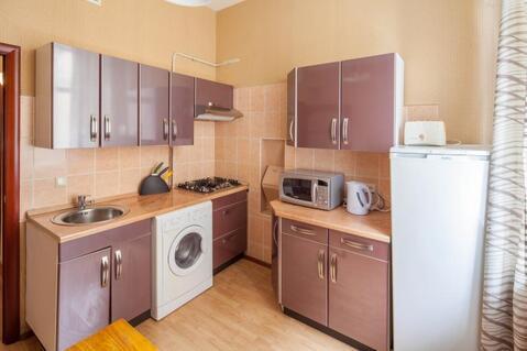 Сдается 2х комнатная квартира в теплом доме на длительный срок - Фото 1