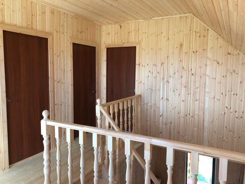 Продается новая дача 120 кв.м. в г.Струнино - Фото 5