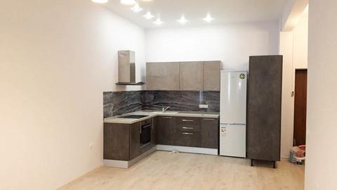 Сдается впервые 1-комнатная 43 кв.м. квартира в новом доме Маркса 83 - Фото 1