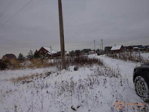 Земельный участок 20 соток в д.Богословское - Фото 3