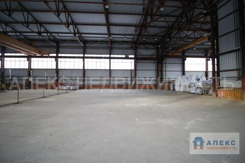 Аренда помещения пл. 550 м2 под склад, Щелково Щелковское шоссе в . - Фото 4