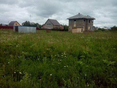 Участок 1175 кв м, Наро-Фоминский г/о, у д.Чешково СНТ - Фото 3