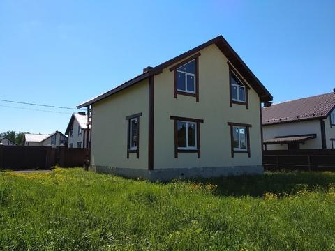 Новый коттедж 156 кв.м 7 соток - Фото 2