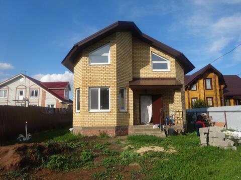 Дом в Лаишевском районе, посёлок Именьково - Фото 1
