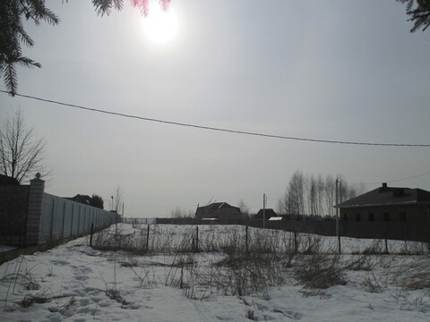 Участок, Дмитровское ш, Ярославское ш, 49 км от МКАД, Муракино д. . - Фото 1