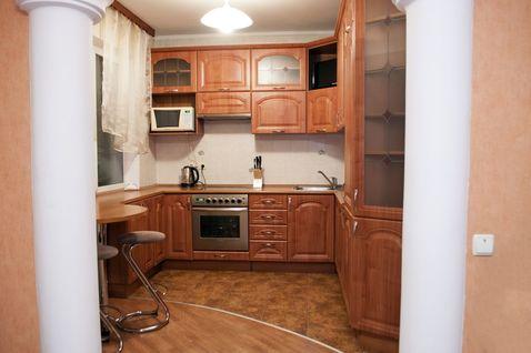 3-к.квартира в Киеве посуточно, ул. Озерная 8 - Фото 1