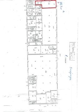 Аренда - помещение 100 м2 под теплый склад, производство м.Войковская - Фото 3