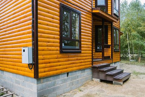 Новый зимний дом у реки Векса, рядом озеро Плещеево - Фото 4