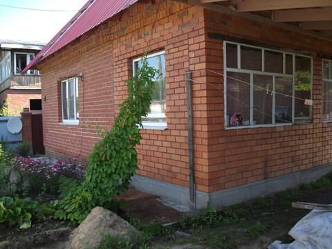 Кирпичный дом с участком 11 соток в Курганово - Фото 3