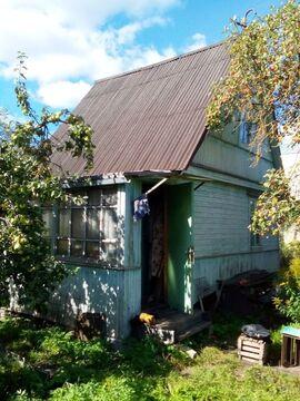 Гатчина 5 км, Промзона -1, домик в садоводстве на уч-ке 8 соток - Фото 1