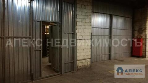Аренда помещения пл. 420 м2 под склад, м. Алтуфьево в складском . - Фото 1