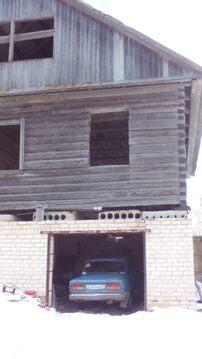 Просторный-деревянный дом, на 12 сотках со всеми коммуникациями - Фото 3
