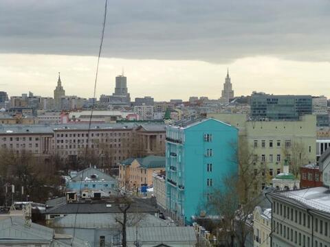 Продажа квартиры, м. Пушкинская, Воротниковский пер. - Фото 1