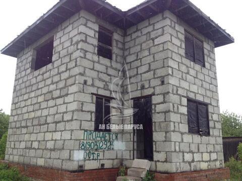 Продаю дом дачу в Тульской области, г. Ясногорск, Дом- 120м2 , 7 соток . - Фото 2
