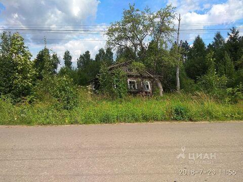Продажа участка, Любытинский район - Фото 1