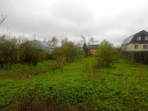 Судогодский р-он, Бараки д, земля на продажу - Фото 1