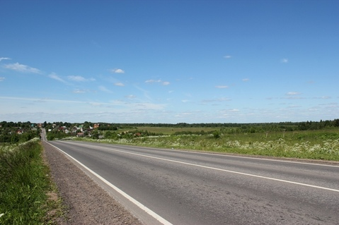 Земельный участок 10 Га в д. Рождествено, 35 км от МКАД - Фото 2