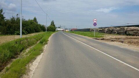 Пром. участок 50 сот для бизнеса в 10 км от МКАД вблизи г.Химки - Фото 4