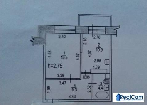 Продам однокомнатную квартиру, ул. Краснореченская, 157