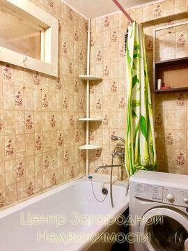 Однокомнатная Квартира Область, улица Комарова, д.16, Щелковская, до . - Фото 5