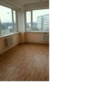Офисное помещение: 2 комнаты + предбанник. Общая площадь 36 м2