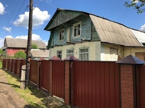 Продаю дом, й участок 6,59 соток в г. Кимры, пр. Интернациональный - Фото 1