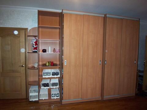 3-х комн квартира, хбк, отделка, паркет, мебель. Аренда на длит срок. - Фото 4