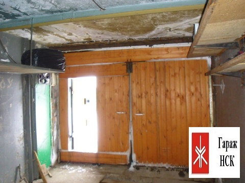 Продам капитальный гараж на ГСК Радуга, верхняя зона Академгородка - Фото 2