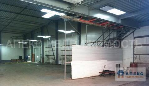 Аренда помещения пл. 1295 м2 под производство, автосервис, склад, , . - Фото 5