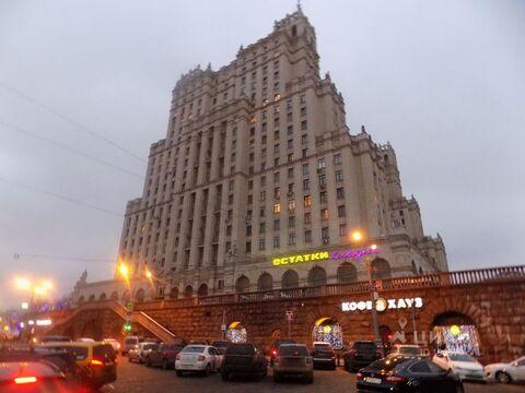 Продажа квартиры, м. Баррикадная, Кудринская пл. - Фото 1