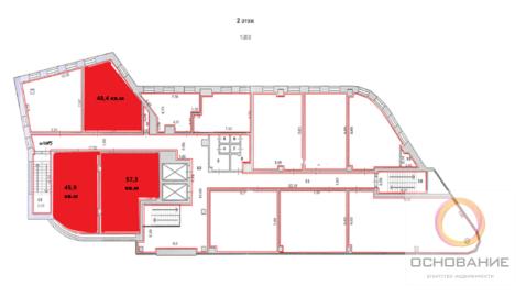 Офисные помещения в бизнес-центре класса А - Фото 3