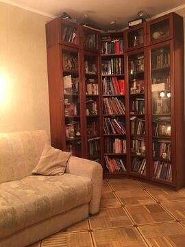 Двухкомнатная квартира в Вешняках - Фото 1