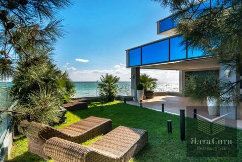 Апартаменты у кромки моря, Приморский парк города Ялта - Фото 1