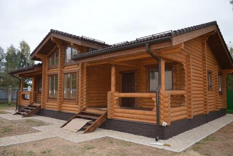 Дома из бруса на Волге , г.Конаково - Фото 4