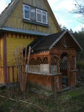 Продам 2-хэтажный дачный домик в ст Станкостроитель Барановичского р-н - Фото 3